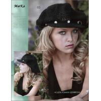 China Handmade Beautiful beret, free crochet patterns on sale