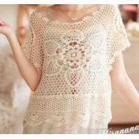 China Handmade Beautiful bolero for women, free crochet pattern on sale