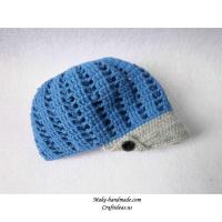 Buy cheap Crochet cute baby beanie from wholesalers