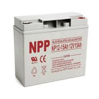 China 12V15Ah Long Lasting Fire Fighting Battery Passing CE UL ISO on sale