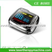 Best Hypertension natural blood pressure reducing soft laser wrist therapeutic watch wholesale