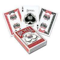 China Sports & Entertainment Bicycle World Series of Poker Tournament Marked Cards on sale