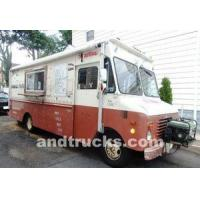 Cheap Grumman 22 foot food truck for sale for sale
