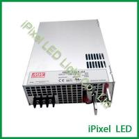 Best LED Power Supply 3000W Single Output Power Supply wholesale