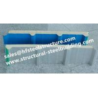 Buy cheap Insulation Material Pu Polyurethane Freezer Room Panels For Cold Storage Width 950mm from wholesalers