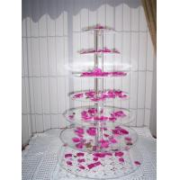 Best acrylic cake stand Large Cake Stand With Cheap Price For Wedding wholesale