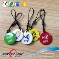 China NFC Tag Ideas 13.56MHz NTAG216 Resin Coated Epoxy NFC Tag on sale