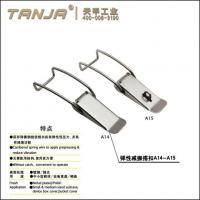 Best [TANJA] Flexible & Damping Latch for Barrel/stainless Steel Spring Loaded Toggle Clamps wholesale