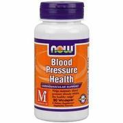 Best Blood Pressure Health, 90 Vcaps, NOW Foods wholesale