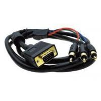 Best Cables & Accessories VGA to RCA Component RGB Cable, 6 Feet wholesale