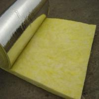 China Good Quality Low Thermal Conductivity Glass Wool Insulation on sale