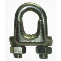 Best A Type Malleable Wire Rope Clamp wholesale