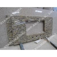 China Santa Cecilia Granite Bathroom Vanity Top on sale