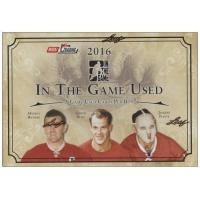 Best 2015-16 Leaf In The Game Used (2016) Hockey Hobby Box wholesale