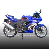 Buy cheap Racing Motorcycle hunt eagle-2 -BLUE(EEC Aproved) from wholesalers