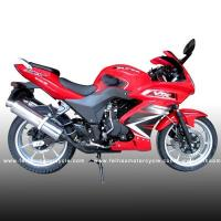 Buy cheap Racing Motorcycle golden eagle -RED (EEC Approved) from wholesalers