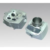 Buy cheap Motorcycle parts CG125 cylinder head,cylinder from wholesalers