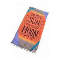 Best Enjoy Sun and Moon Beach Towel Blanket LC42105-22 wholesale