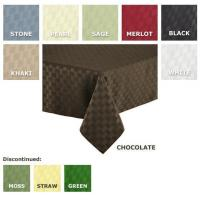 Buy cheap eflections Tablecloth by Bardwil Linens product