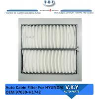 Buy cheap Car Bulbs 97030-H1742 Auto Cabin Filter from wholesalers