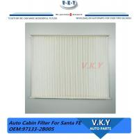 Buy cheap Car Bulbs 97133-2B000 Auto Cabin Filter For Hyundai from wholesalers