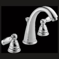 China Two Handle Lavatory Faucet on sale