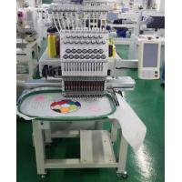 Best Compact Single Head Embroidery Machine 400x500mm wholesale