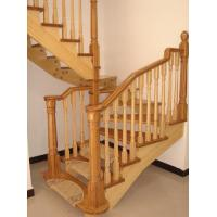 China Natural Solid Bamboo Stair Treads on sale