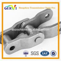 Best 316SS Sewage Treatment Transmission Chain for Work Plants Drive Bush Bar Screen Chains wholesale