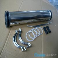 Best Stainless Steel Membrane Housing, Pressure Vessel for Water Treatment wholesale
