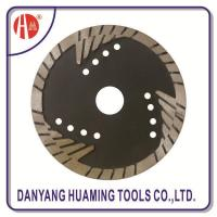 Best HM31 H-shape Diamond Saw Blade Cutting Without Water wholesale