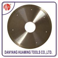 Best HM27 Fast Cut Diamond Saw Blade For Cutting Glass wholesale