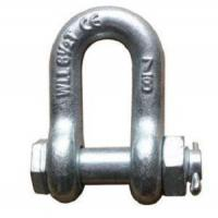 Best HDG US Bolt Chain Steel Lifting Shackles G2150 wholesale