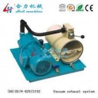 Buy cheap Extruder vacuum exhaust system from wholesalers