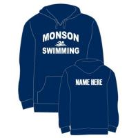 Buy cheap Logo'd Team Product Monson JERZEES - Pullover Hooded Sweatshirt from wholesalers