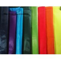 Best Polyester-cotton Blended Fabric Fluorescent Waterproof Fabric Used For Special Industry wholesale