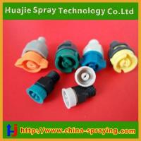 China Quick Dismantle Flat Fan Water Spray Nozzle on sale