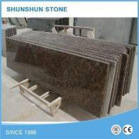 China Best Selling Baltic Brown Kitchen Granite Counter Tops on sale
