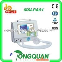 Best Pragmatic stretchly used medical hospital ventilator for anesthesia machine use in ICU room MSLPA01J wholesale