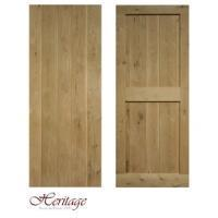 Cheap Stairs Solid Oak Internal Doors for sale