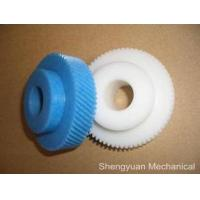 Best Plastic Gear Accessory Mould , Precision Gears Mold Parts with Different Color wholesale