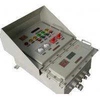 Buy cheap Outdoor installation anti-explosion power control panel from wholesalers