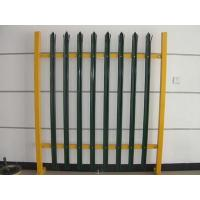 Best PVC Palisade Fence PVC Palisade Fence with Bright and Beautiful Surface wholesale