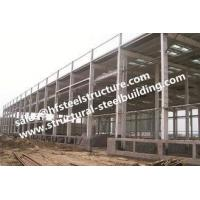 Industry Metal Storage Buildings , Professional Project Steel Building Construction