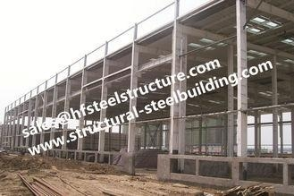 Cheap Industry Metal Storage Buildings , Professional Project Steel Building Construction for sale