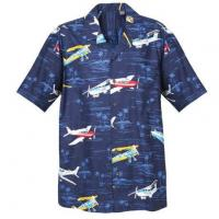 Best PERSONAL AIRCRAFT CAMP SHIRT wholesale