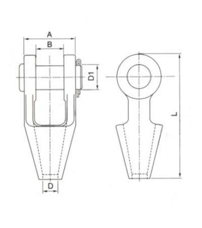 China Wire Rope Terminals, Chinese National Standards
