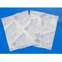 Buy cheap Of Good Quality Calcium Chloride Package Super Dry Desiccant Bags Sachet from wholesalers
