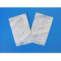 Buy cheap China Supplier 1g to 125g Powerful Calcium Chloride Desiccant Packs Absorber Mositure from wholesalers