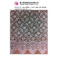 Best Polyester Chemical Lace Fabric wholesale